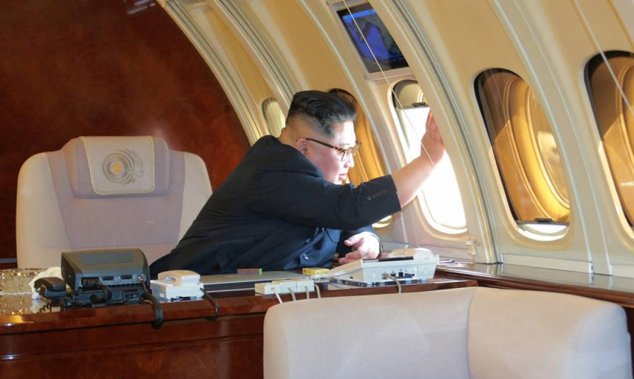 Ιστορική στιγμή: «Στα σκαριά» επίσκεψη του Κιμ Γιονγκ Ουν στη Ρωσία και συνάντηση με Πούτιν (Vid)