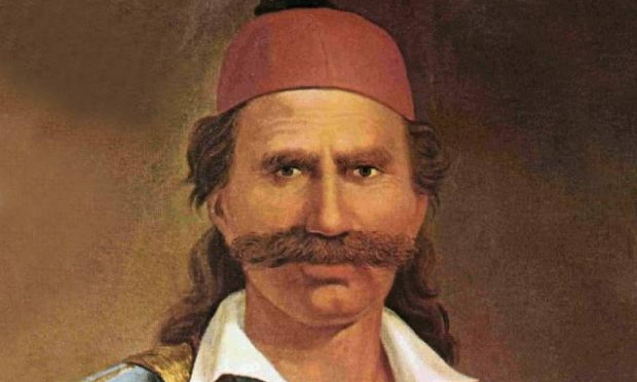 Σαν σήμερα το 1825 δολοφονείται ο Οδυσσέας Ανδρούτσος
