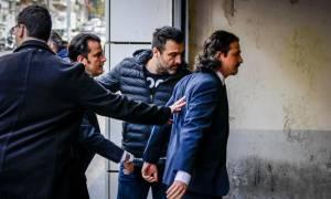 Ελεύθεροι και οι 8 Τούρκοι αξιωματικοί που κρατούνταν στην Ελλάδα