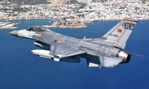 Συνεχίζουν τις προκλήσεις στο Αιγαίο οι Τούρκοι