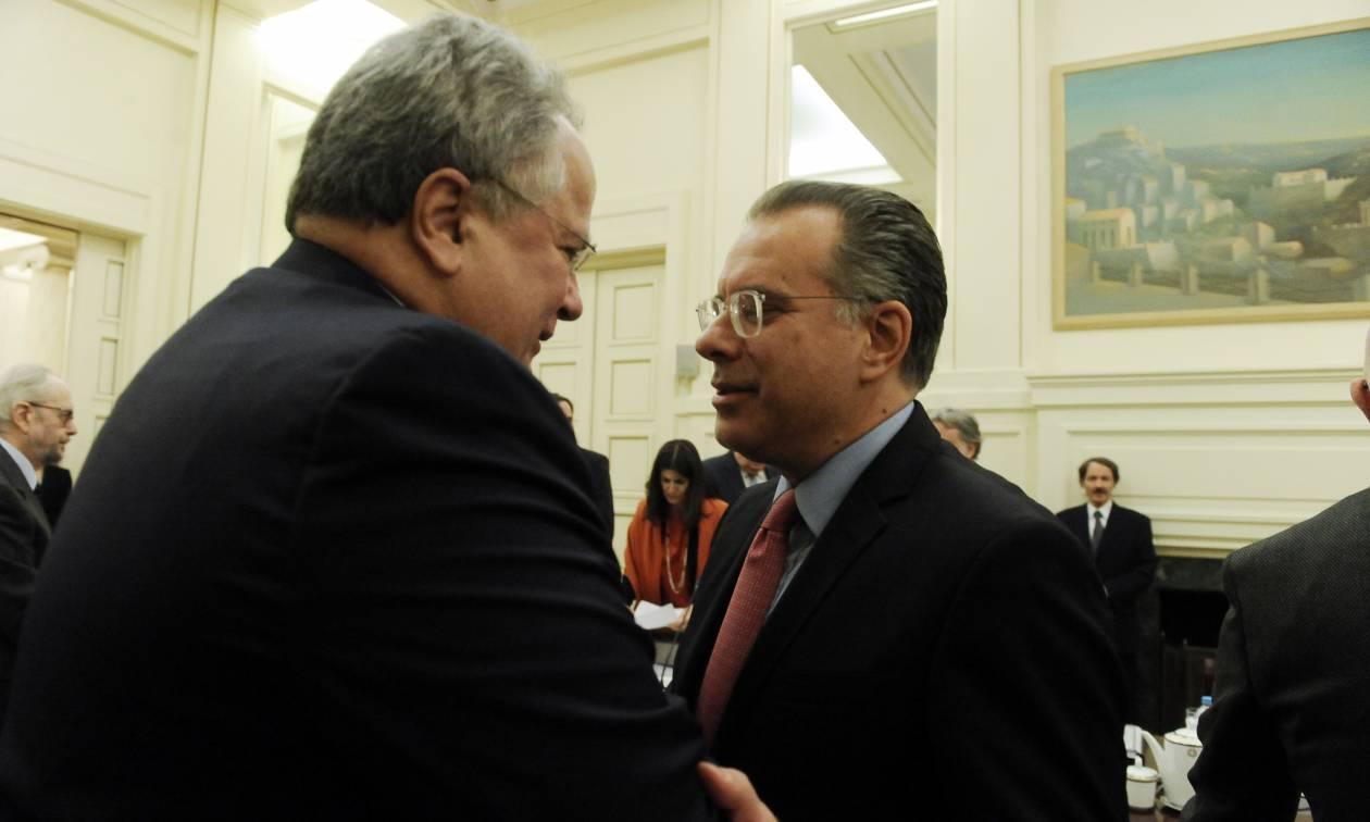 Κουμουτσάκος σε Κοτζιά για Σκοπιανό: «Ψεύδεστε, καμία ελληνική κυβέρνηση δεν δέχτηκε τίποτα»