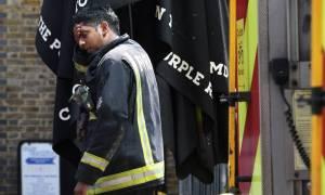 Πυρκαγιά στο συγκρότημα κατοικιών Μέιφερ του Λονδίνου