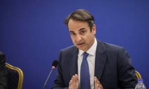 Μητσοτάκης: Επικίνδυνος για τα εθνικά θέματα ο πρωθυπουργός