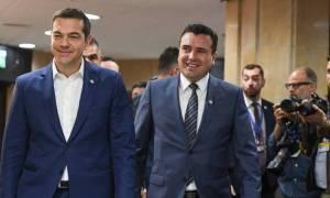 Αρμόδιες πηγές στο CNN Greece: Δεν υπάρχουν ενδείξεις για συνάντηση Τσίπρα-Ζάεφ εντός της εβδομάδας