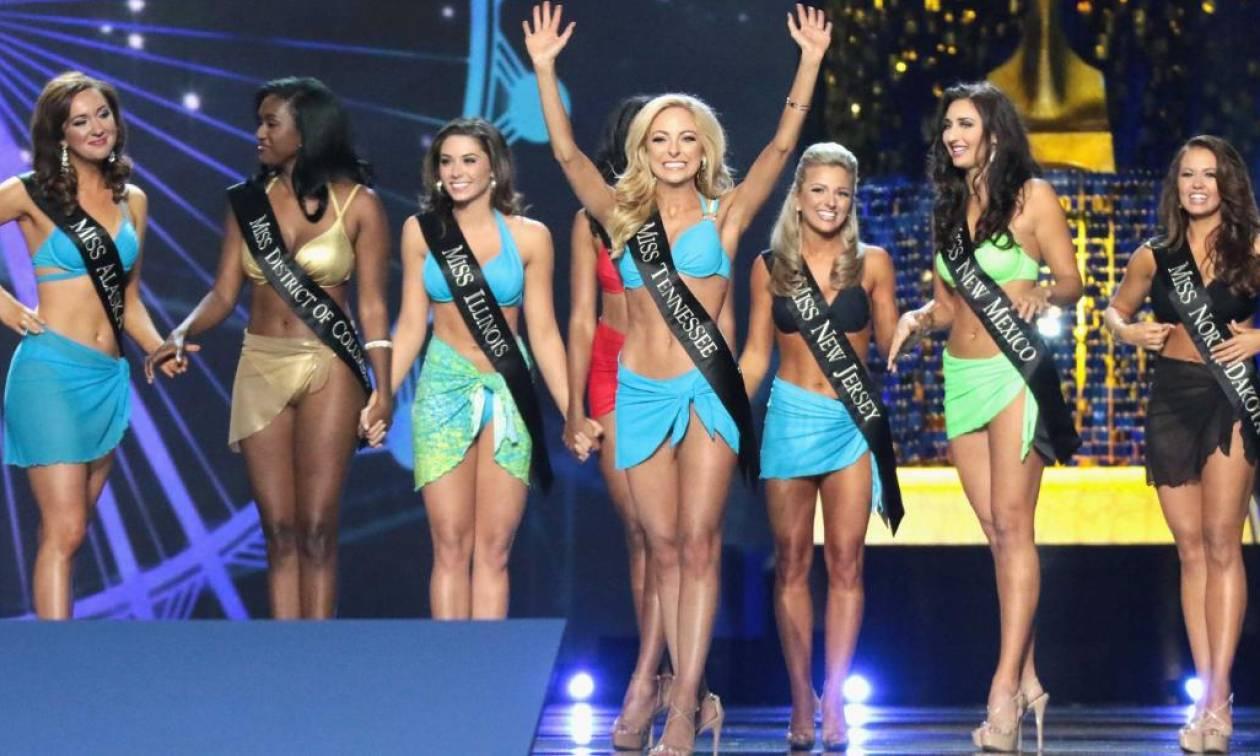 Τέλος εποχής: Χωρίς εμφάνιση με μαγιό τα καλλιστεία Miss America! Έγιναν... διαγωνισμός