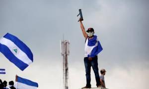 Χάος στη Νικαράγουα: 121 νεκροί και 1.300 τραυματίες στις διαδηλώσεις από τα μέσα του Απριλίου
