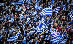 Συλλαλητήρια για τη Μακεδονία: Όλα έτοιμα για τις σημερινές συγκεντρώσεις