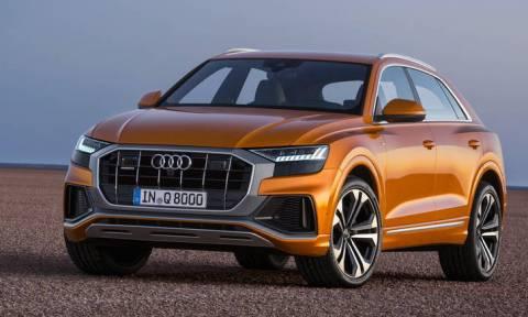 Αυτοκίνητο: Αυτό είναι το καινούργιο κορυφαίο SUV της Audi, το Q8
