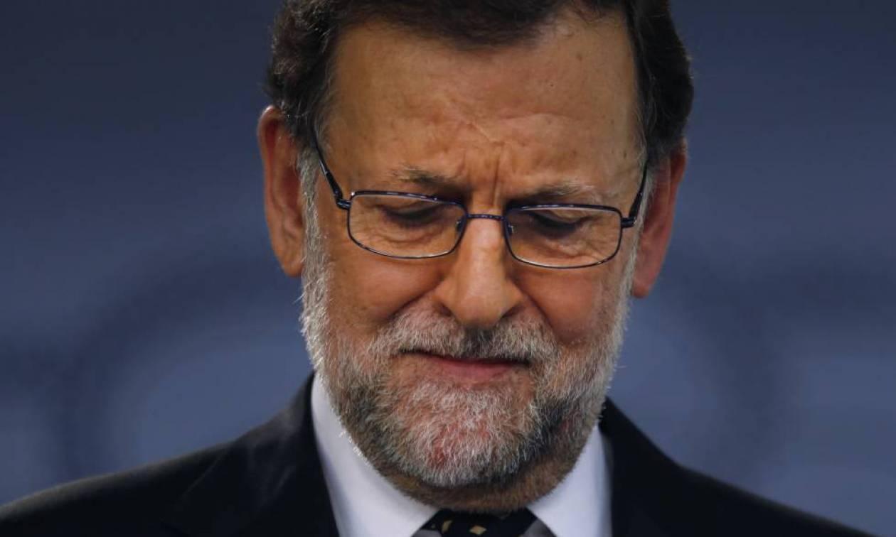 Ισπανία - Τέλος εποχής για Ραχόι: «Εγκαταλείπω οριστικά την πολιτική»