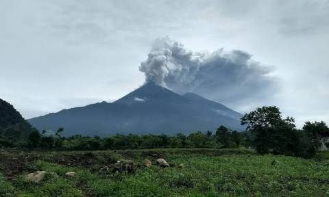 Guatemala volcano: Almost 200 missing and 75 dead