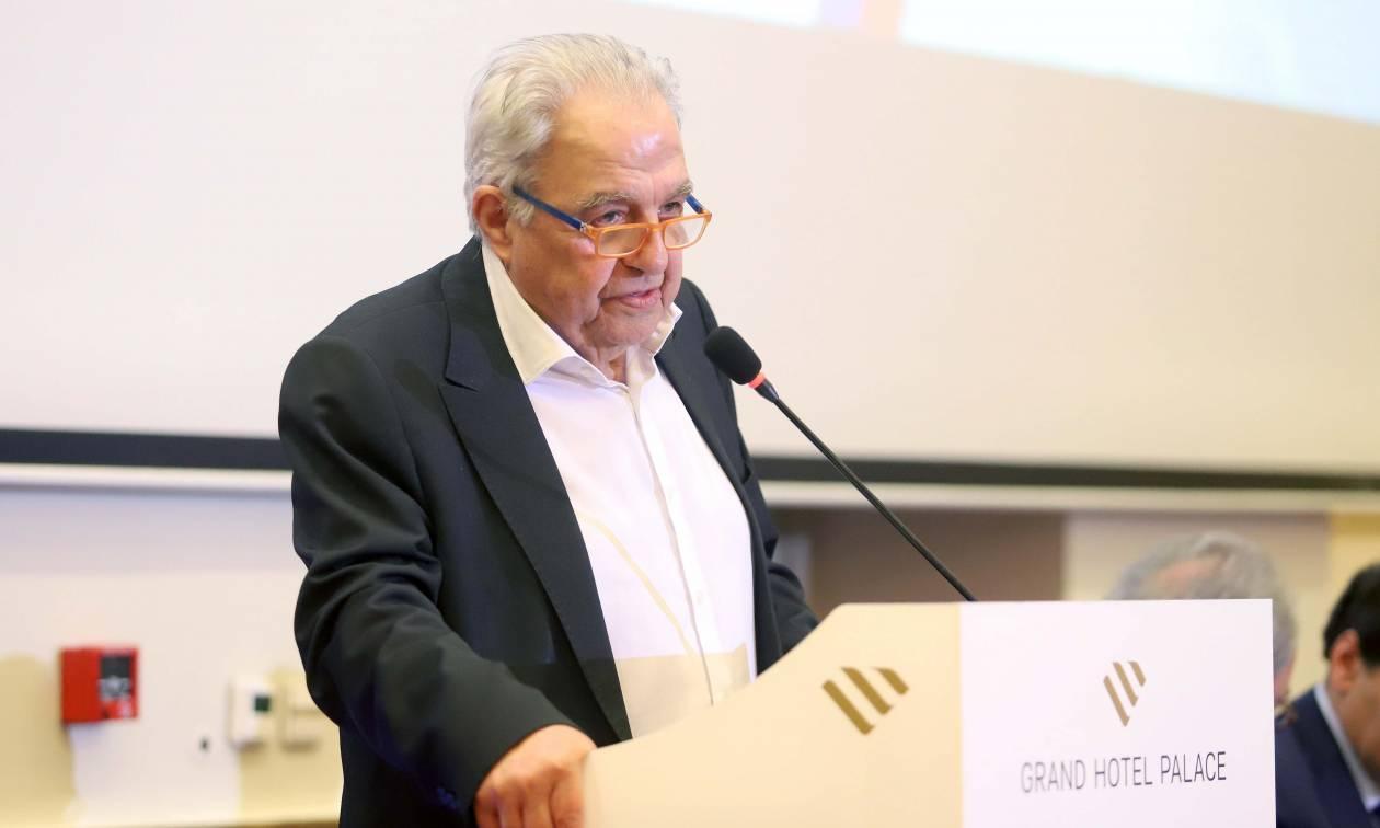 Φλαμπουράρης: Αυτό είναι το στρατηγικό σχέδιο ανάπτυξης για τις Κυκλάδες