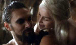 Game of Thrones: Καλίσι και Ντρόγκο τα ήπιαν κι άρχισαν να χορεύουν... dirty dancing (vid+pics)