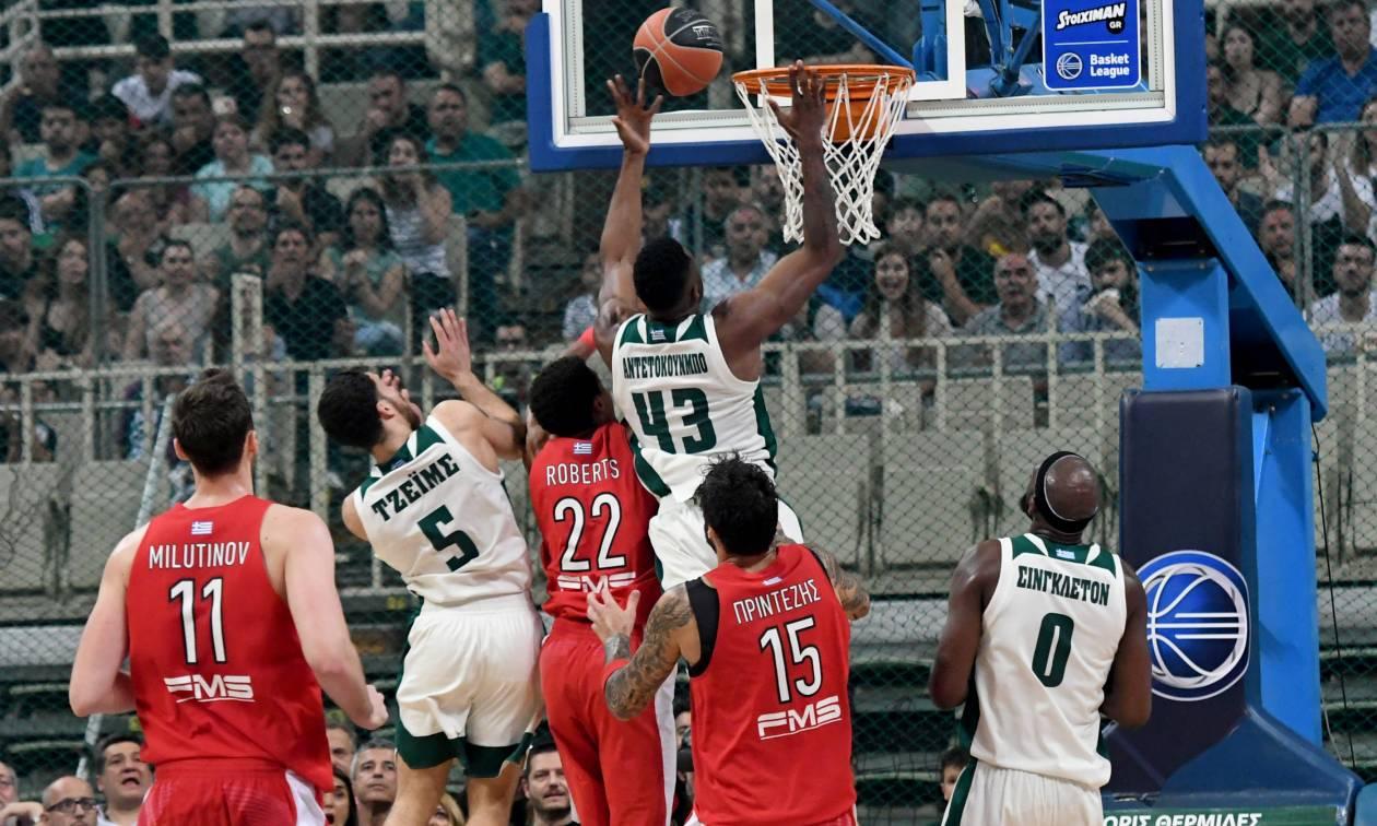 Τελικοί Basket League: Ολυμπιακός - Παναθηναΐκός Superfoods - Πράξη δεύτερη και η «μάχη» στο ΣΕΦ