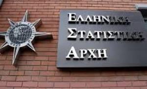 ΕΛΣΤΑΤ: Μείωση της ανεργίας τον Μάρτιο