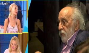 Κατερίνα Καινούργιου: Το τηλεφώνημα από τον Λυκουρέζο και η αποκάλυψη