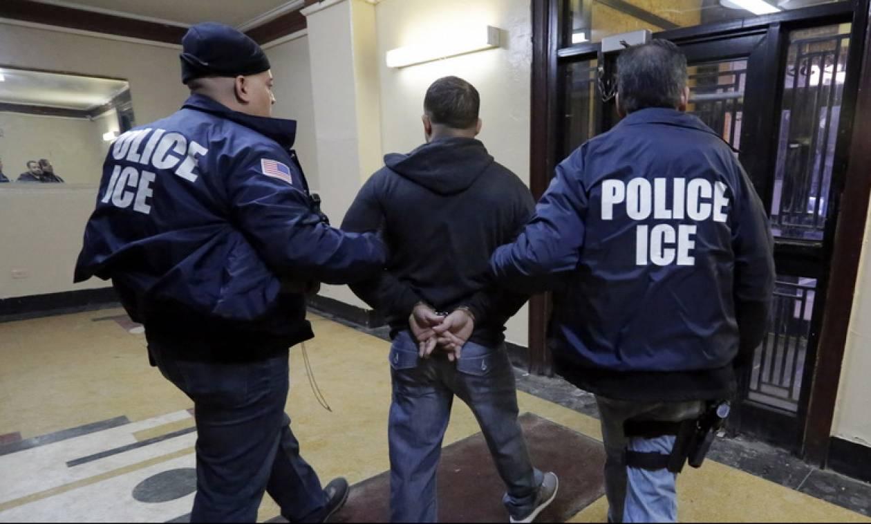 ΗΠΑ: Σε ομοσπονδιακές φυλακές 1.600 παράτυποι μετανάστες