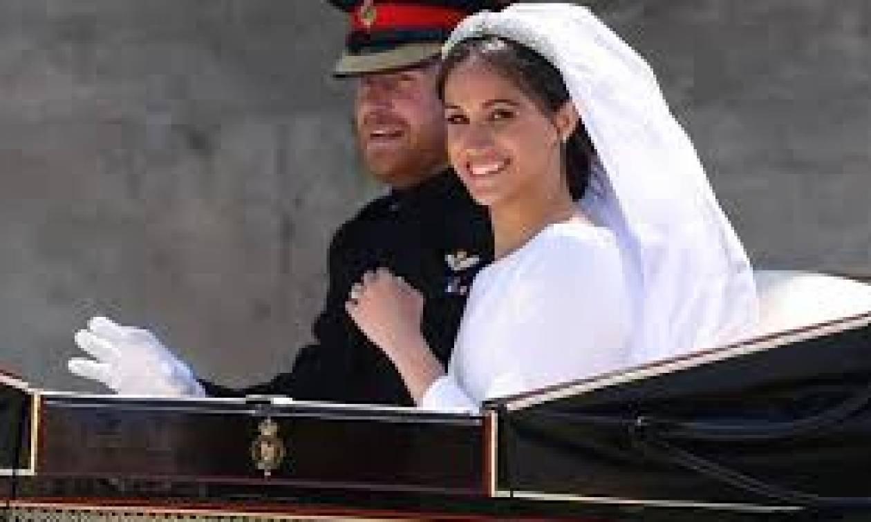 Μέγκαν και Χάρι αποτέλεσαν...πηγή έμπνευσης για πάρτι επετείου γάμου!
