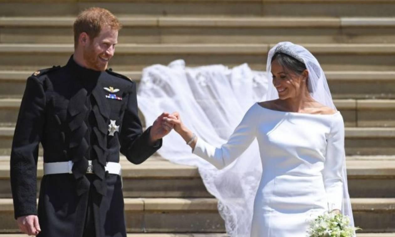 Αυτό είναι το πολυτελές γαμήλιο δώρο της Ελισάβετ στη Μέγκαν και τον Χάρι! (pic)