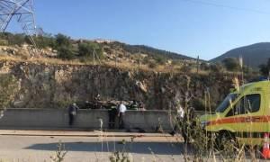 Καβάλα: Πολύνεκρο τροχαίο στην Εγνατία Οδό - Νεκρά τρία παιδιά (ΠΡΟΣΟΧΗ-ΣΚΛΗΡΕΣ ΕΙΚΟΝΕΣ)