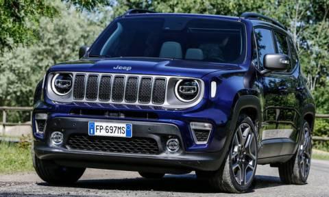 Αυτοκίνητο: Το Jeep Renegade ανανεώνεται και θα ξεκινά από τα 1.000 κυβικά