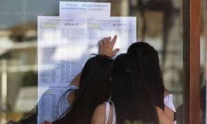 Πανελλήνιες 2018 - Έκθεση: Τα θέματα, οι απαντήσεις και η λέξη - παγίδα που επηρεάζει τις Βάσεις