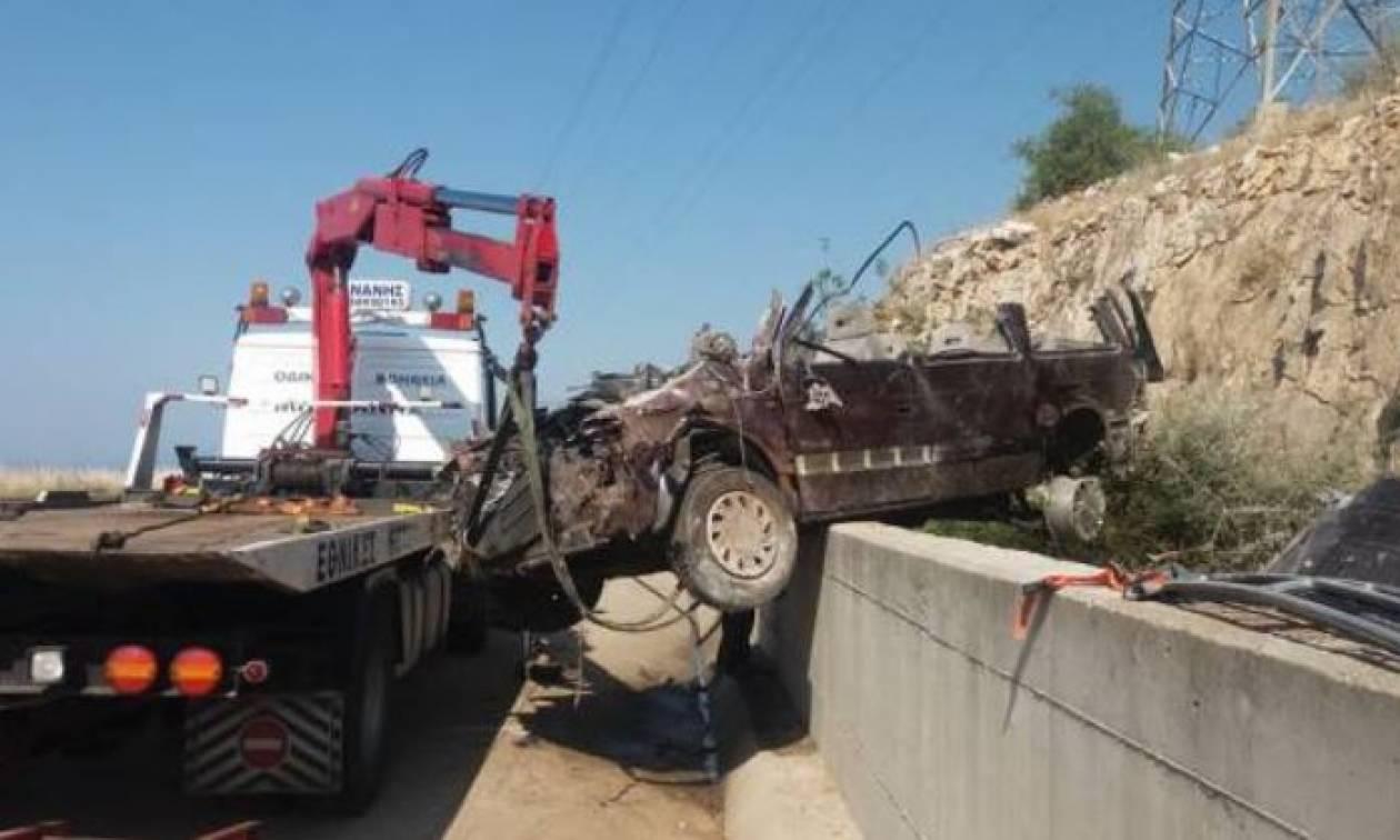 Καβάλα: Νέα στοιχεία - σοκ για το πολύνεκρο τροχαίο στην Εγνατία Οδό (ΠΡΟΣΟΧΗ - ΣΚΛΗΡΕΣ ΕΙΚΟΝΕΣ)