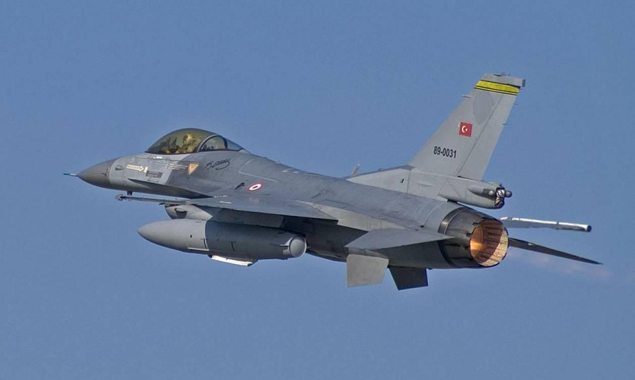 Συναγερμός στο Αιγαίο: Υπερπτήσεις μαχητικών αεροσκαφών πάνω από ελληνικά νησιά