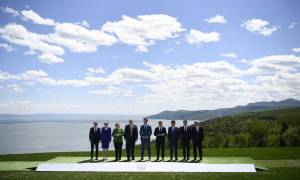 G7: «Απίθανο» να υπάρξει συμφωνία - Όλα όσα πρέπει να ξέρετε για τη Σύνοδο στον Καναδά (Pics+Vids)