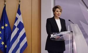 Γεροβασίλη: Μετά τον Αύγουστο θα έχουμε μεγαλύτερη ελευθερία στην άσκηση της πολιτικής μας