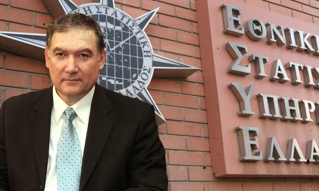 Άρειος Πάγος: Ποινή φυλάκισης δύο ετών στον Γεωργίου της ΕΛΣΤΑΤ