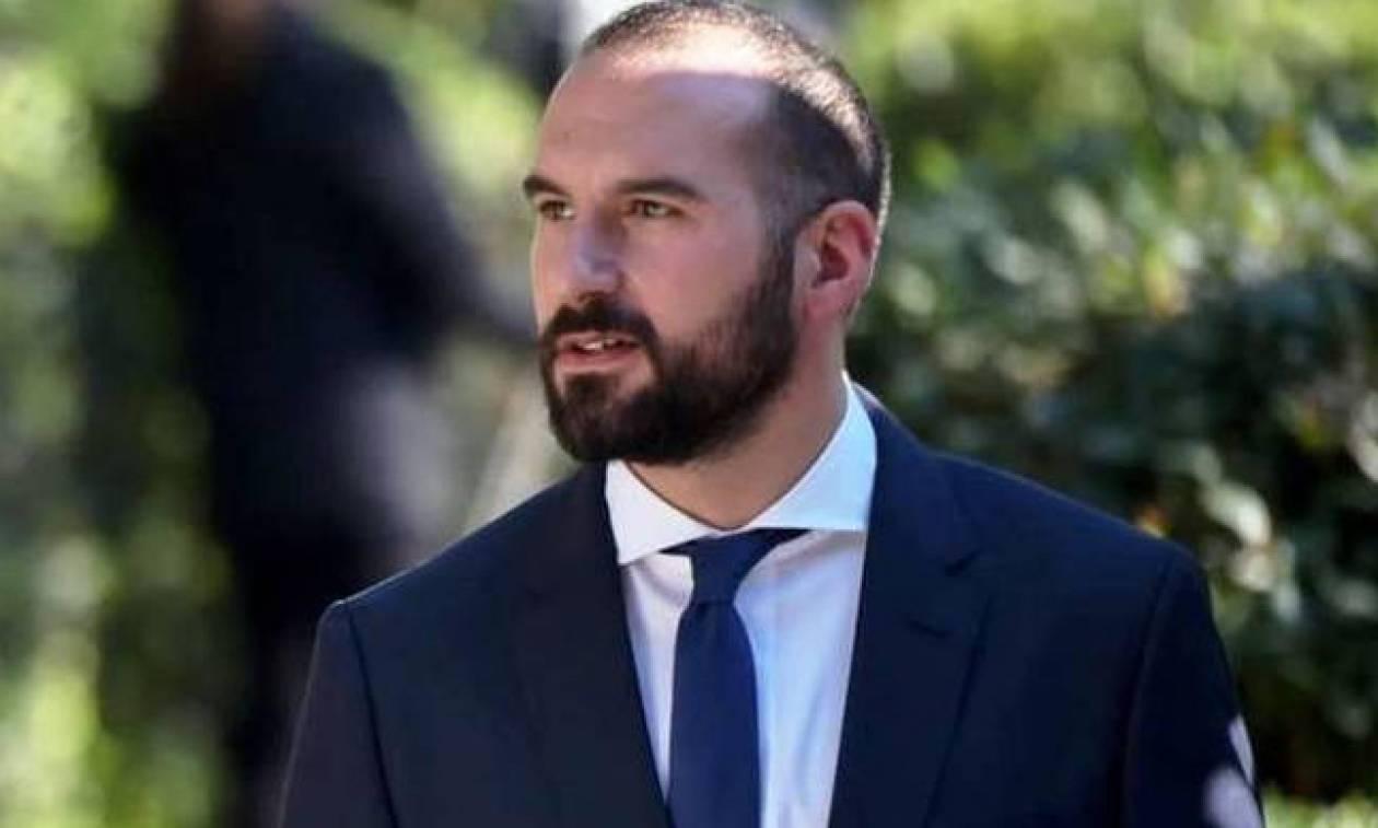 Τζανακόπουλος για Σκοπιανό: Πιστεύω ότι θα υπάρξει συμφωνία για το όνομα