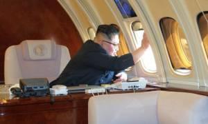 Μυστηριώδης πτήση έφθασε στη Σιγκαπούρη από τη Βόρεια Κορέα