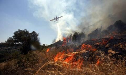 Συναγερμός: Τέσσερις πυρκαγιές στην ίδια περιοχή μέσα σε λίγες μόλις ώρες