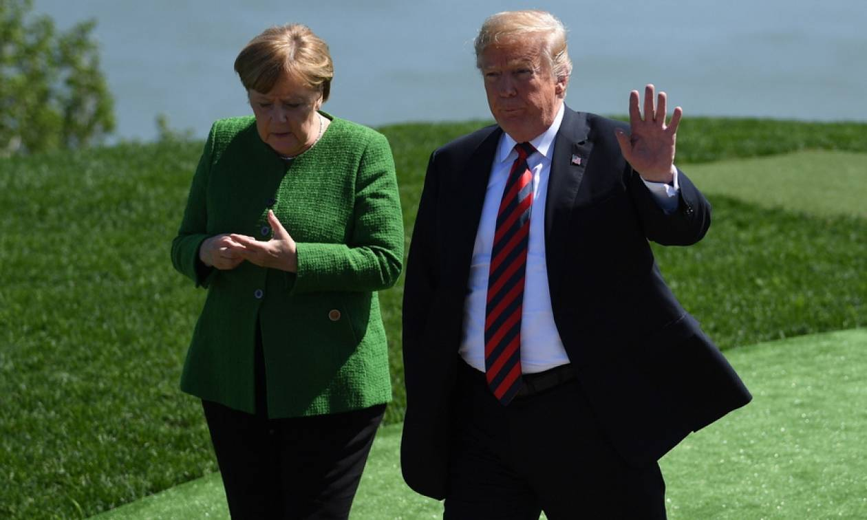 G7: Αποκαλύψεις Τραμπ για τις συνομιλίες στη Σύνοδο Κορυφής των επτά πιο ανεπτυγμένων κρατών