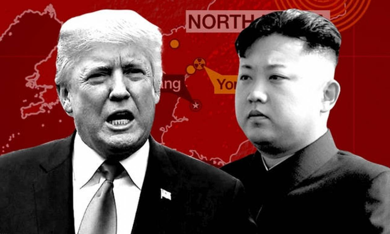 Τραμπ: Μέσα σε ένα λεπτό θα ξέρω πόσο σοβαρός είναι ο Κιμ Γιονγκ Ουν