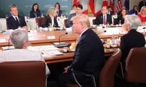 G7: Πυρετώδεις διαπραγματεύσεις για κοινό ανακοινωθέν - Πού τα βρήκαν, πού διαφωνούν (Pics)