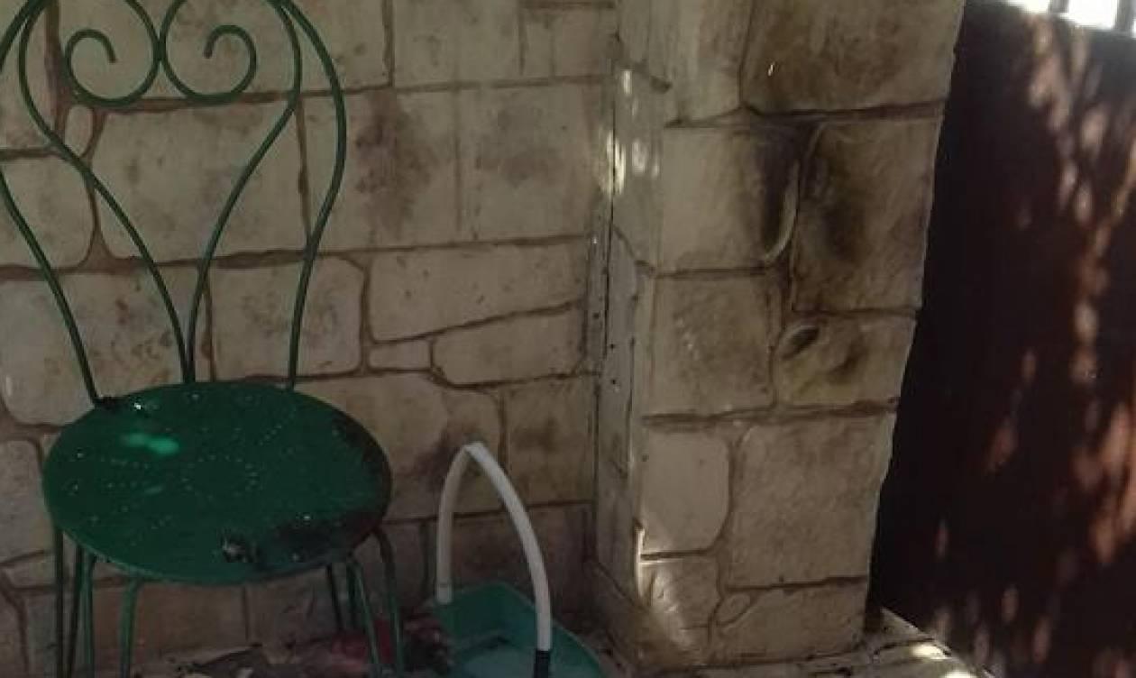 Τραγωδία στην Αιγιαλεία: Κάηκε ζωντανή στην αυλή του σπιτιού της – Μυστήριο με μπιτόνι βενζίνη (pic)