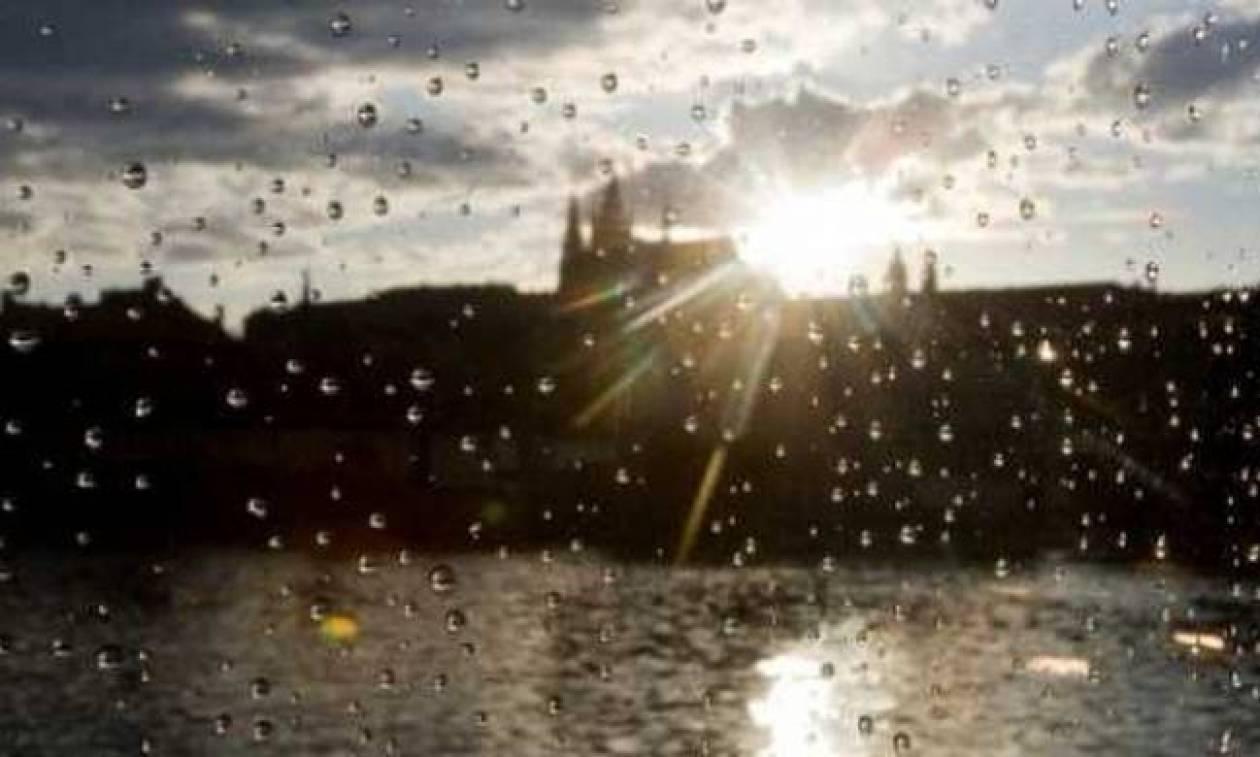 Καιρός: «Ανάσα» δροσιάς την Κυριακή - Σε ποιες περιοχές θα βρέξει
