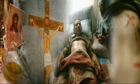 Μέγα σημείο στη Συρία: Εικόνα του Χριστού μυροβλίζει και άτομο γέμισε με «στίγματα σταυρούς» (pics)
