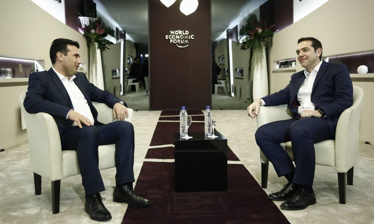 Σκοπιανό: Παιχνίδι εντυπώσεων και… καθυστερήσεων από Ζάεφ με μία ακόμη ανακοίνωση