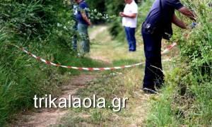 Τρίκαλα: Μυστήριο με πτώμα άνδρα σε πλήρη αποσύνθεση (Pics+Vid)