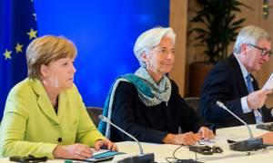 Συνάντηση Μέρκελ - Λαγκάρντ τη Δευτέρα: Στην ατζέντα και το ελληνικό χρέος
