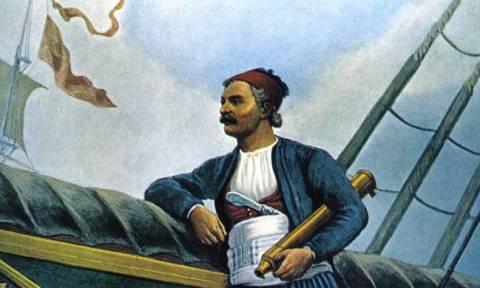 Σαν σήμερα το 1835 πεθαίνει ο Ανδρέας Μιαούλης (Vid)