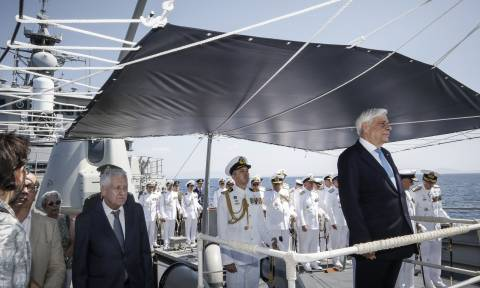 Pavlopoulos: Greece's borders are clearly defined by international and European law
