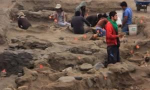 Κίνα: Ανακαλύφθηκαν ανθρώπινες ζωγραφιές 12.000 ετών