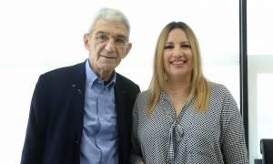 Η Γεννηματά στηρίζει Μπουτάρη για τη Θεσσαλονίκη