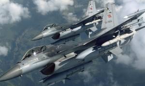 Χωρίς τέλος οι τουρκικές προκλήσεις στο Αιγαίο: Νέες υπερπτήσεις οπλισμένων μαχητικών