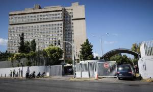 Στον εισαγγελέα 20 μέλη του Ρουβίκωνα που συνελήφθησαν στο υπουργείο Προστασίας του Πολίτη