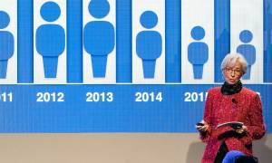 Λαγκάρντ: Στο Eurogroup του Ιουνίου οι αποφάσεις για τη συμμετοχή του Ταμείου στο ελληνικό πρόγραμμα