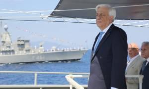 Ενημέρωση Παυλόπουλου για το ζήτημα των δύο Ελλήνων στρατιωτικών